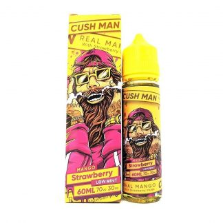 Nasty Juice - Low Mint (Cush Man Strawberry, 60ml)