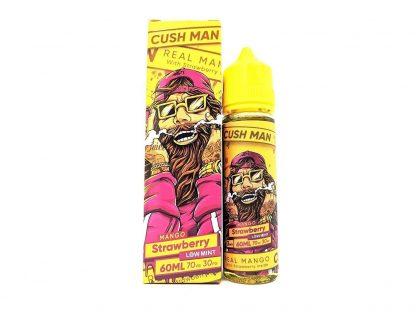 Nasty Juice - Low Mint (Cush Man Strawberry, 60ml)