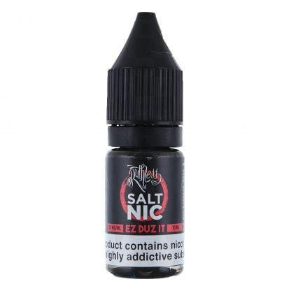 Ruthless Nic Salt 20mg 10ml (Ez Duz It)