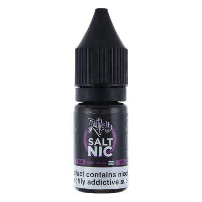 Ruthless Nic Salt 20mg 10ml (Grape Drank On Ice)