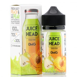 Juice Head - 100ml (Peach Pear)