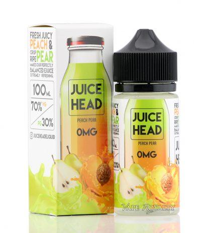 Juice Head - 100ml (Peach Pear)