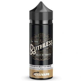 Ruthless E-Liquid Vape Juice 100ml - Dulce De Tobacco