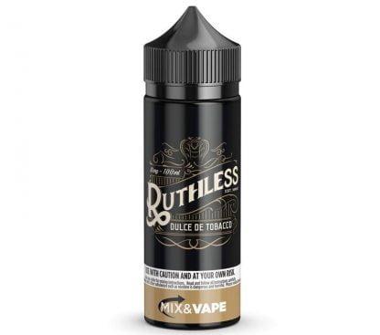 Ruthless E-Liquid Vape Juice 100ml - Dulce De Tobacco