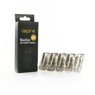 Aspire Nautilus Replacement Atomizer Coil 0.7Ω/1.8Ω x 5