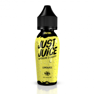 Just Juice - Lemonade 50ml Shortfill
