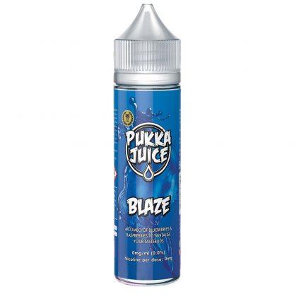 Pukka Juice E Liquid Vape Juice 50ml (Blaze, 50ml)