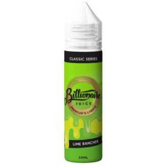 Billionaire Juice E-Liquid - Lime Rancher