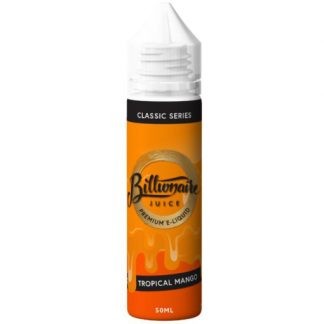 Billionaire Juice E-Liquid - Tropical Mango