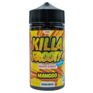 Killa Frooty E-Liquid 160ml - Manggo