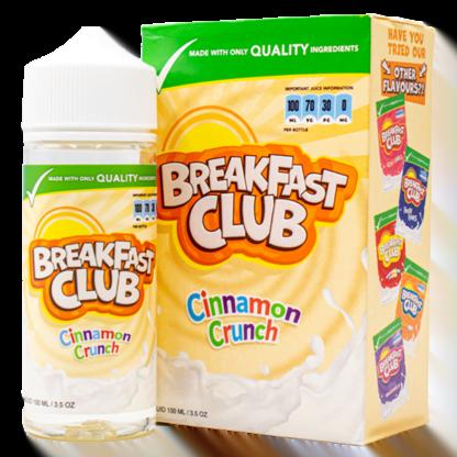 Breakfast Club Cinnamon Crunch