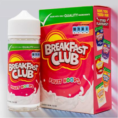 Breakfast Club Fruit Hoops