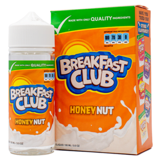 Breakfast Club Honey Nut