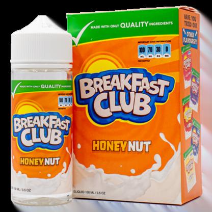 Breakfast Club Honey Nut