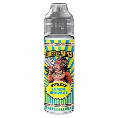 Chief Of Vapes Lemon