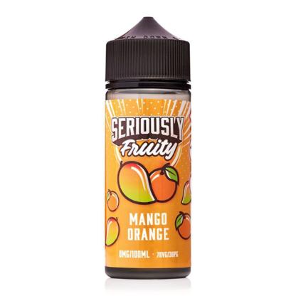 Seriously Fruity Mango Orange