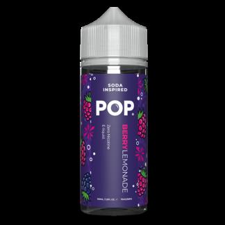 pop e-liquid berry lemonade