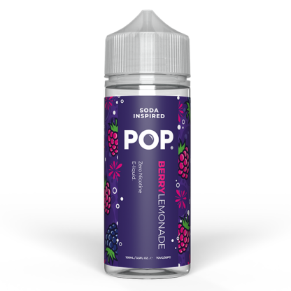 pop e-liquid berry lemonade