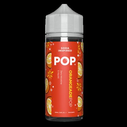 pop e-liquid orangeade