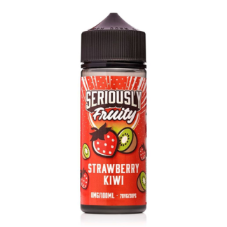 Seriously Fruity Strawberry Kiwi