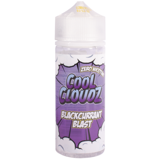 Cool Cloudz Blackcurrant Blast