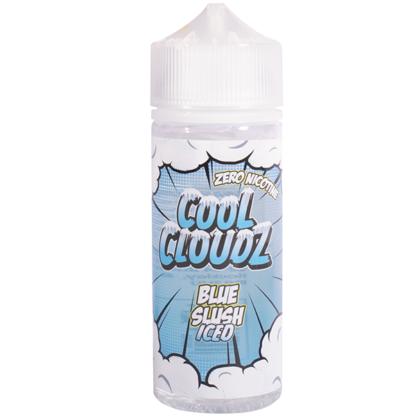 Blue Slush Iced